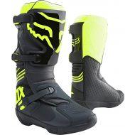 Fox Racing 2021 Comp Boot Black/Yellow