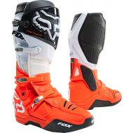 Fox Racing 2021 Instinct Boot Black/White/Orange