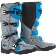 Fly Racing 2021 FR5 Boots Grey/Blue