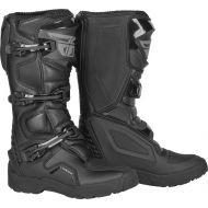 Fly Racing 2022 Maverik Enduro Boots Black