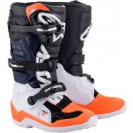 Alpinestars 2021 Tech 7S Youth Boots Black/Orange