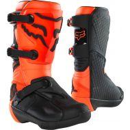 Fox Racing 2021 Comp Youth Boot Flourescent Orange