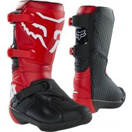 Fox Racing 2021 Comp Youth Boot Flame Red