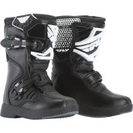 Fly Racing Maverik Youth Boots Black