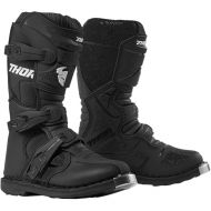 Thor Blitz XP Youth Boots Black
