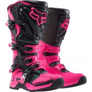 Fox Racing 2018 Comp 5 Womens Boots Black/Pink