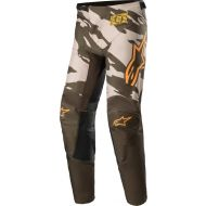 Alpinestars 2022 Racer Tactical Pants Military/Sand Camo/Tangerine