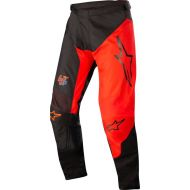 Alpinestars 2022 Racer Supermatic Pants Black/Bright Red