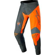 Alpinestars 2022 Racer Supermatic Pants Anthracite/Orange