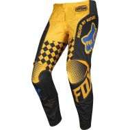 Fox Racing 2019 180 Czar Pant Black/Yellow