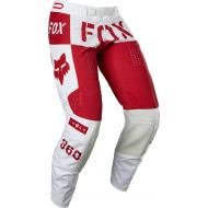 Fox Racing 360 Nobyl Pant Red/White
