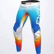 FXR 2022 Helium Pants Blue/Tangerine