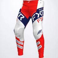 FXR 2022 Podium Gladiator Pants White/Red/Navy