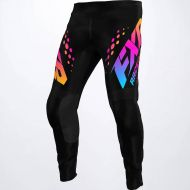 FXR 2022 Clutch Pants Black/Orange Burst