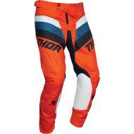 Thor 2021 Pulse Racer Pants Orange/Midnight