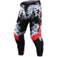 Troy Lee Designs SE Ultra Pant Grime Black/Rocket Red