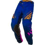 Fly Racing 2020 Kinetic K220 Pant Midnight/Blue/Orange