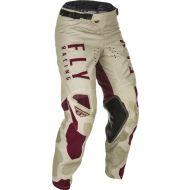 Fly Racing 2021 Kinetic K221 Pants Stone/Berry