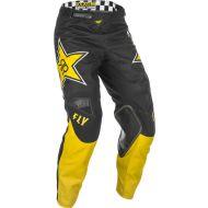 Fly Racing 2021 Rockstar Pants Yellow/Black