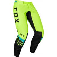Fox Racing 360 Dier Youth Pant Flo Yellow