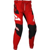 FXR 2020 Clutch Youth MX Pant Red/Black/Marooon