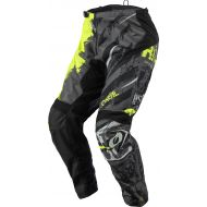 O'Neal 2021 Element Ride Youth Pant Black/Neon