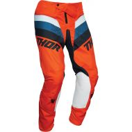 Thor 2021 Pulse Racer Youth Pants Orange/Midnight