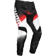 Thor 2021 Sector Vapor Youth Pants Black/Red