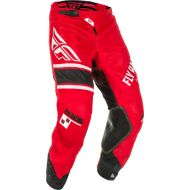 Fly Racing 2018.5 Kinetic Mesh Youth Pant Red/White/Black