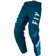 Fly Racing 2020 F-16 Youth Pant Navy/Blue/White