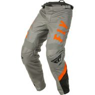 Fly Racing 2020 F-16 Youth Pant Grey/Black/Orange