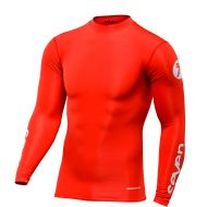 Seven 17.1 Zero Blade Compression Jersey Red