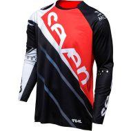 Seven 18.1 Rival Militant Jersey Red/Black