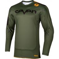 Seven Rival Trooper Jersey Olive