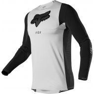 Fox Racing 2020 Flexair Dusc Jersey Light Grey
