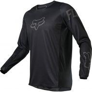 Fox Racing 2021 180 Revn Jersey Black/Black