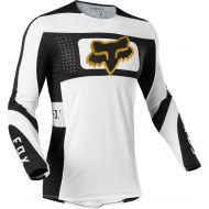 Fox Racing Flexair Mirer Jersey White/Black