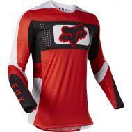 Fox Racing Flexair Mirer Jersey Flo Red