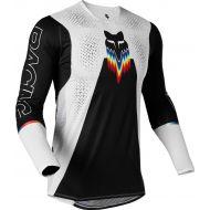 Fox Racing Flexair Relm Jersey Black/White