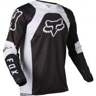 Fox Racing 180 Lux Jersey Black/White
