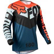 Fox Racing 180 Trice Jersey Grey/Orange