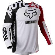 Fox Racing 360 Paddox Jersey Red/Black/White