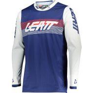 Leatt Moto 2022 4.5 Lite Jersey Royal