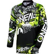 O'Neal 2020 Element Jersey Attack Black/Hi-Viz