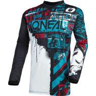 O'Neal 2021 Element Ride Jersey Black/Blue