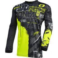 O'Neal 2021 Element Ride Jersey Black/Neon