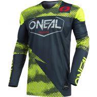O'Neal 2021 Mayhem Covert Jersey Charcoal/Neon