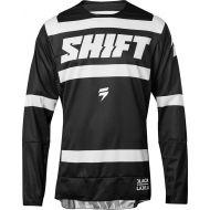 Shift 2018 3lack Strike Jersey Black/White