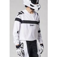 Shift MX White Label Void Jersey White/Black