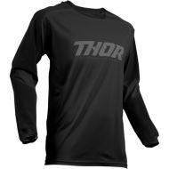 Thor 2019 Terrain Gear Jersey Black